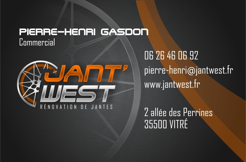JANT' WEST - Réparations jantes automobiles